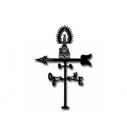 Veleta de Viento Virgen de la Fuensanta
