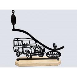 Jamonero de Forja Land Rover