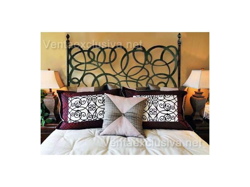 Cabeceros de forja camas 150 camas de hierro forjado - Cabeceros de hierro ...