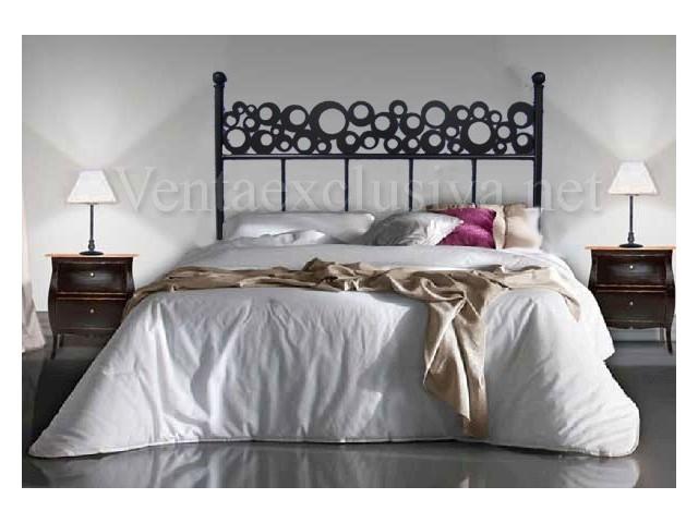 Cabeceros de forja para camas de 90 baratos cabezal forja for Cabeceros de forja baratos