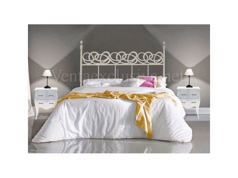 Cabeceros de forja colores ikea baratos cabezales forja - Cabeceros de cama con fotos ...