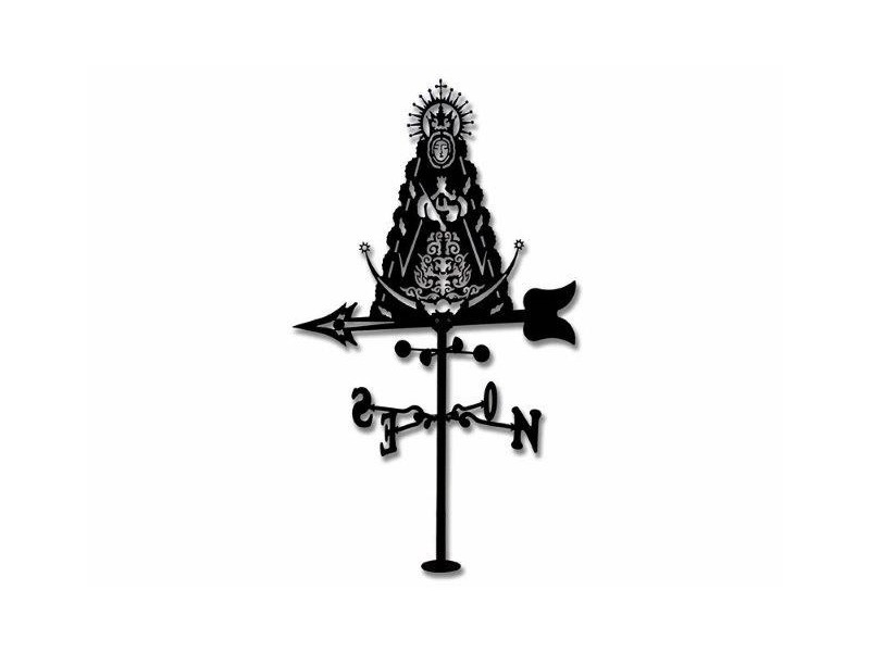 Veleta de Viento Virgen del Rocío