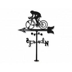 Veleta Vde Viento Ciclista