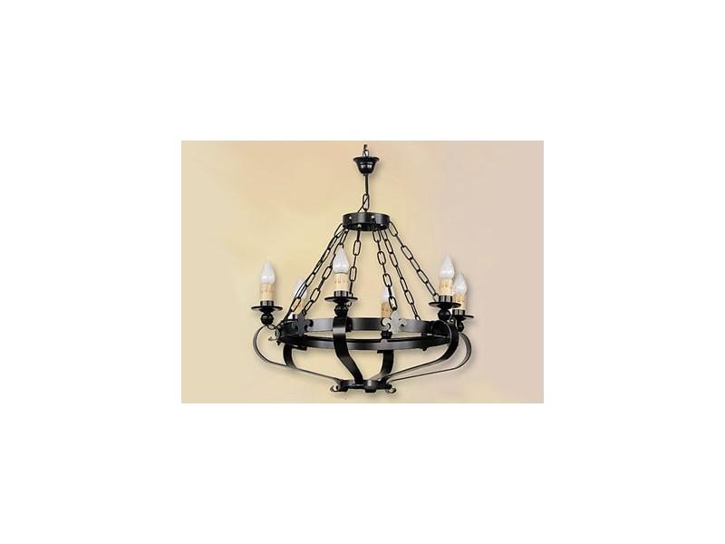 Lámpara de forja-0527-6