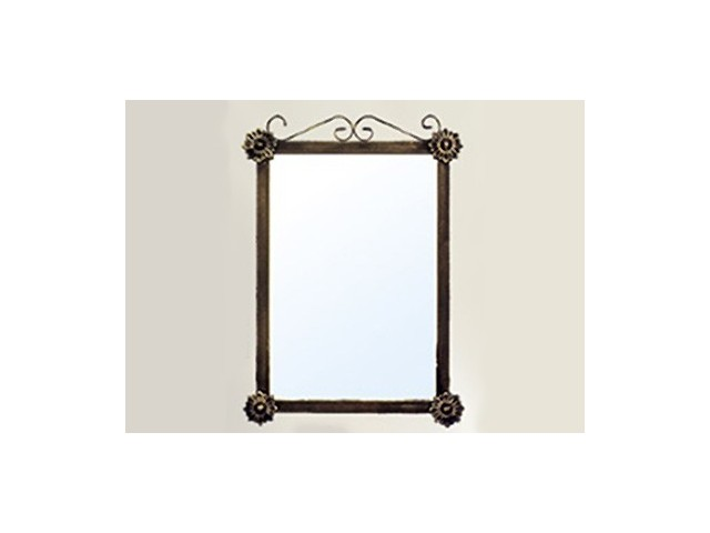 Espejos para ba os de forja amplio surtido de espejos - Espejos para banos baratos ...