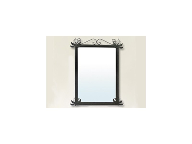 Espejos y muebles de forja baratos online - Complementos de bano online ...