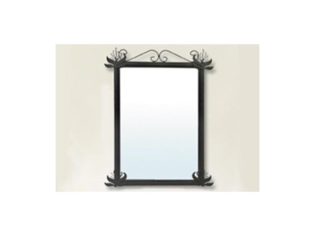 Espejos y muebles de forja baratos online for Espejos grandes baratos