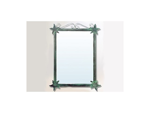 Espejos de ba o originales y baratos de forja for Espejos bano originales