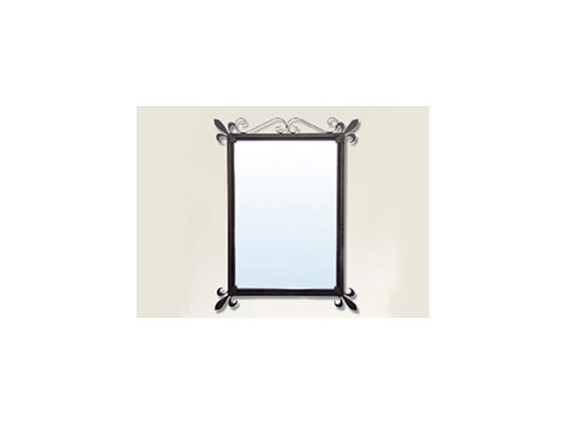 Espejos de ba o originales de hierro forjado for Espejos bano originales