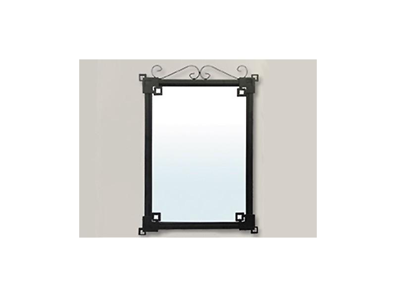Comprar espejo de ba o barato original de forja for Portarrollos bano baratos