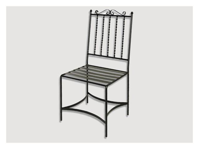 Sillas baratas de forja sillas de hierro forjado - Sillas de forja baratas ...