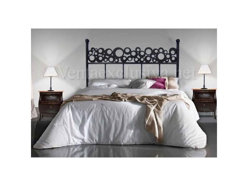 Comprar camas de forja baratas camas hierro forjado for Mesillas de forja ikea
