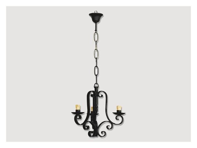 L mparas forja baratas estilo clasico lamparas vintage for Lamparas rusticas baratas