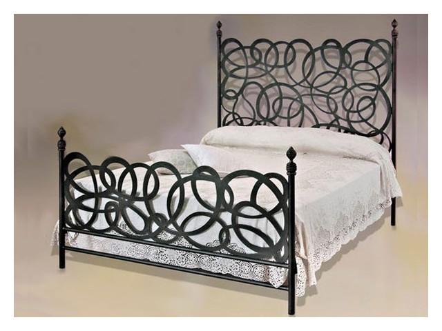 Comprar camas matrimonio de forja baratas cabezales de forja - Camas de forja ...