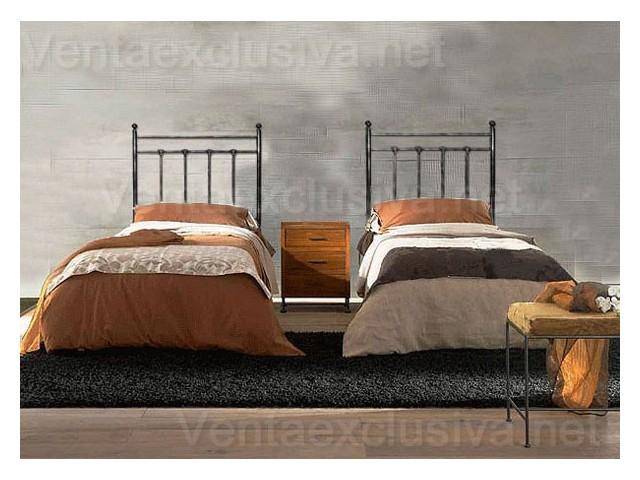 Venta de camas juveniles de forja baratas cl sicas for Camas compactas juveniles baratas