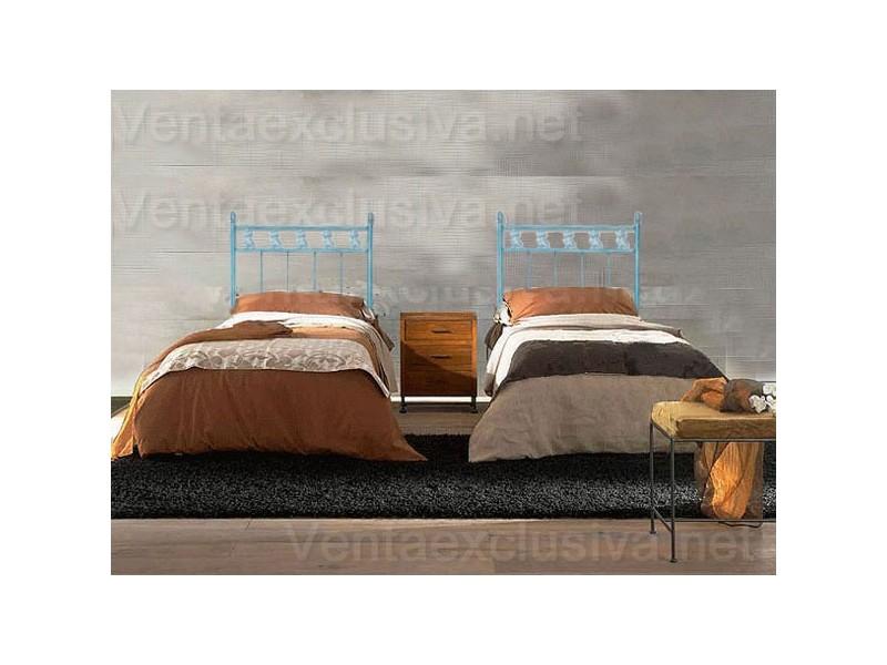 venta de camas infantiles de forja baratas clasicas