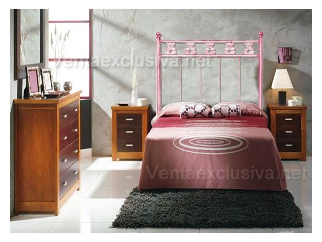 Comprar cama infantil de forja barata camas infantiles forja - Camas de forja ...