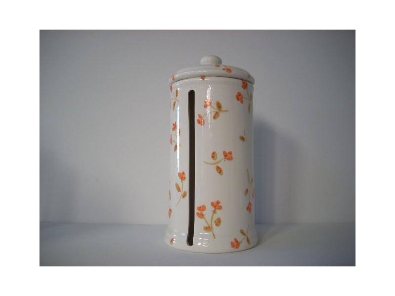 Menaje de cer mica porta rollos de ceramica para la cocina - Portarrollos cocina pared ...