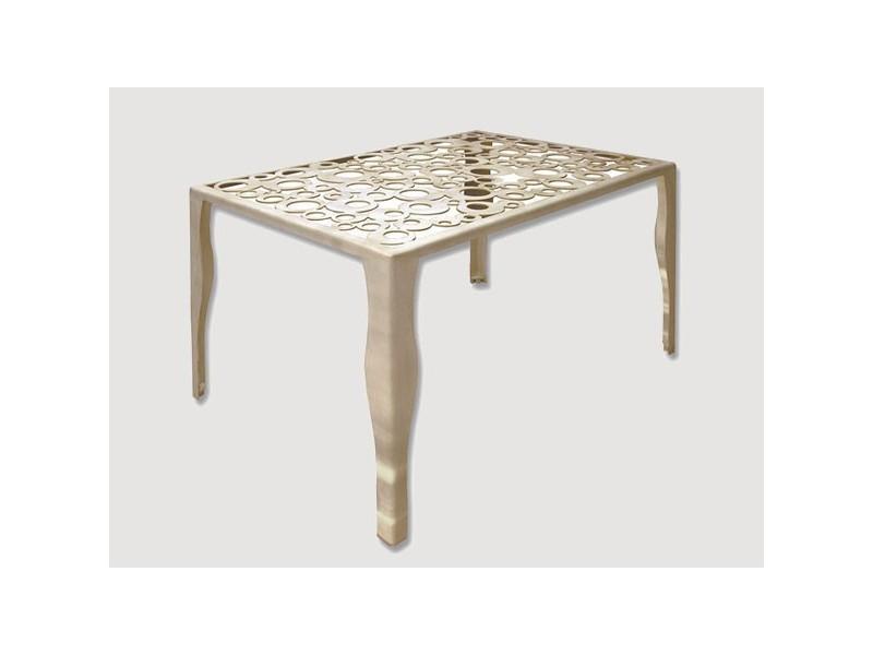 Mesas de hierro para salon modernas mesas precios baratos - Mesa salon moderna ...