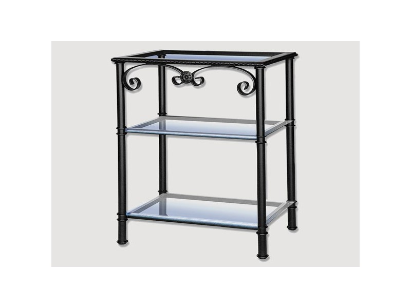 Mesas de hierro para la television mesa para tele barata - Mesa para tele ...