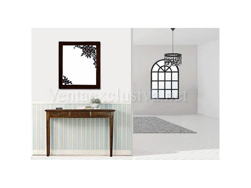 Espejos recibidor originales sigue el crculo recibidor for Espejos modernos para recibidor