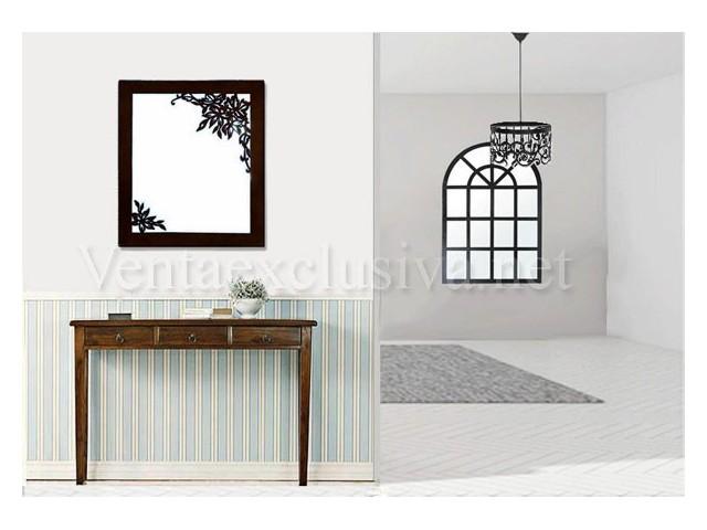 Espejos de forja originales para entradas espejos for Espejos originales baratos