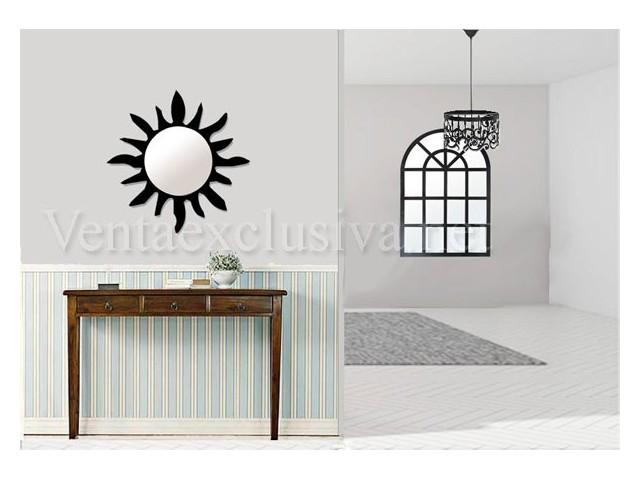 Espejos originales de sol baratos espejos economicos forja for Espejos originales baratos
