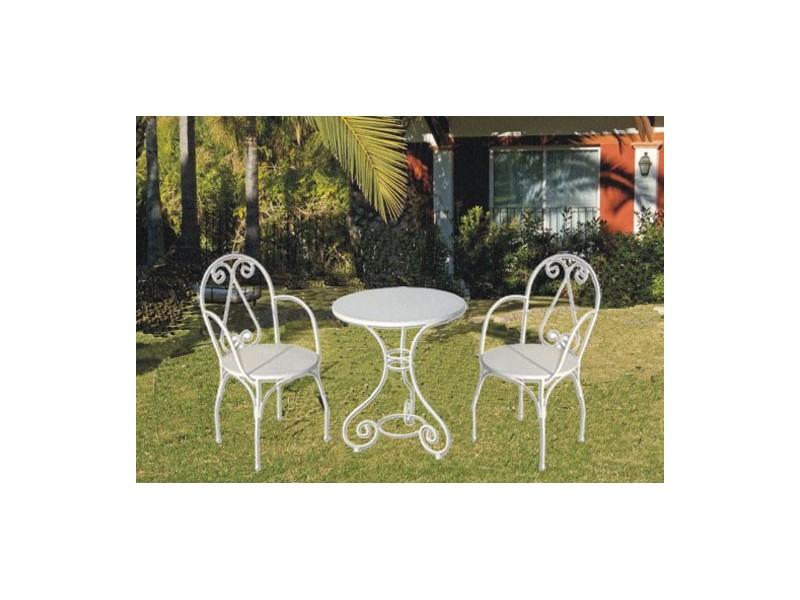Mesas y sillones para terraza de hierro forjado sillones - Sillones para terraza ...