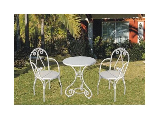Mesas y sillones para terraza de hierro forjado sillones - Sillones para terrazas ...