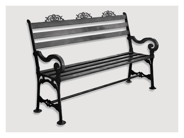 Bancos de hierro baratos para el jardin bancos de forja jardin - Sillas jardin baratas ...