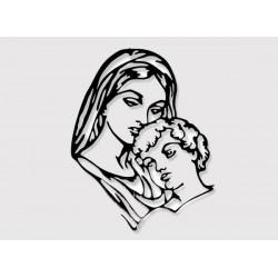 Figura Virgen Maria