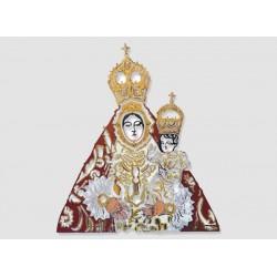 Figura Virgen con Niño