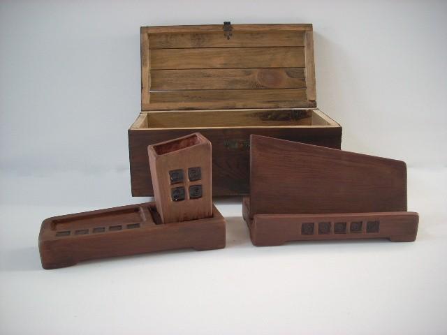 Juego de escritorio e2 objetos originales para escritorios - Juego de escritorio ...