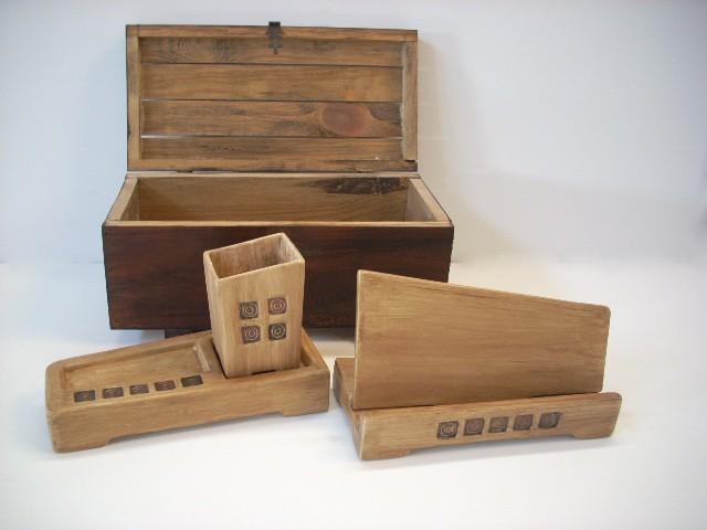 Conjunto de cer mica para escritorios juego de escritorio - Juego de escritorio ...